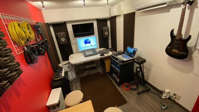 御茶ノ水のボイスレコーディングスタジオ