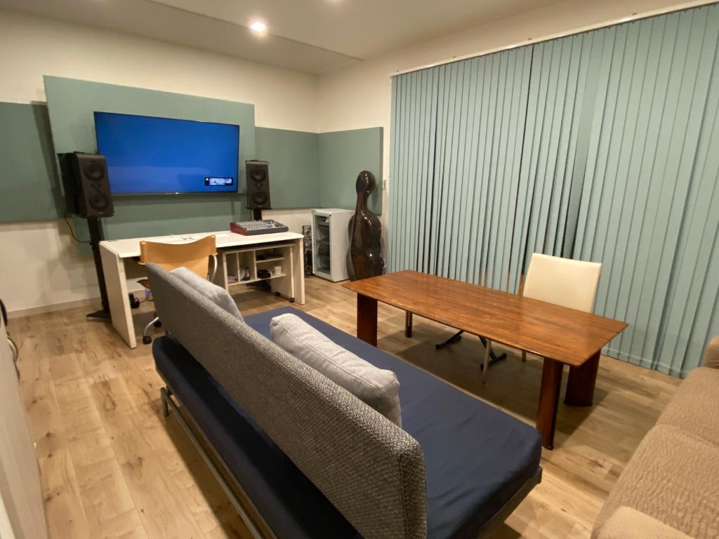 立体音響・3D音響・バイノーラル収録も可能な業務用レコーディングスタジオ